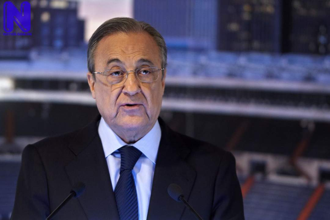 Arsenal, Man Utd, Barcelona all signed contracts – Real Madrid president, Perez - Super League FLORENTINO-PEREZ