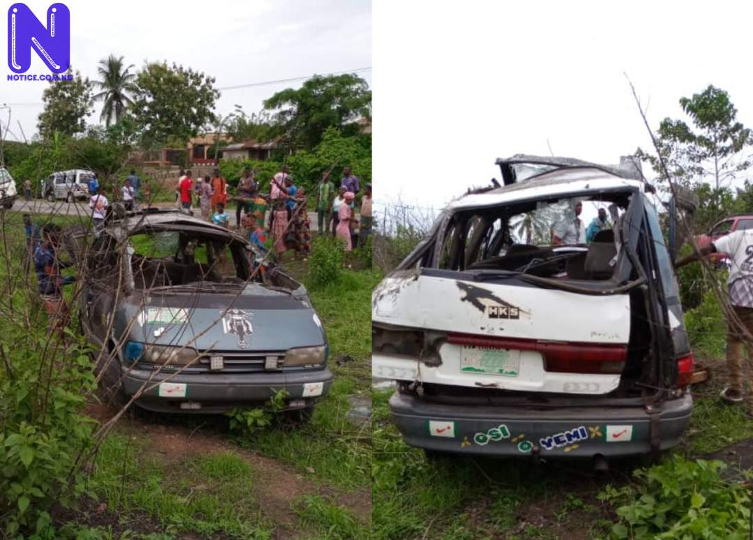 Man dead, eight injured in Osun lone accident FQM7XIGQ