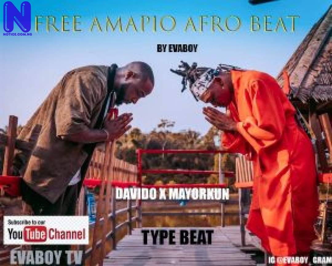 Download Music : Davido X Mayorkun Amapiano Type Beat (Prod By Evaboy) FREEBEAT DAVIDO X MAYORKUN AMAPIANO TYPE BEAT PROD BY EVABOY 9JAFLAVER