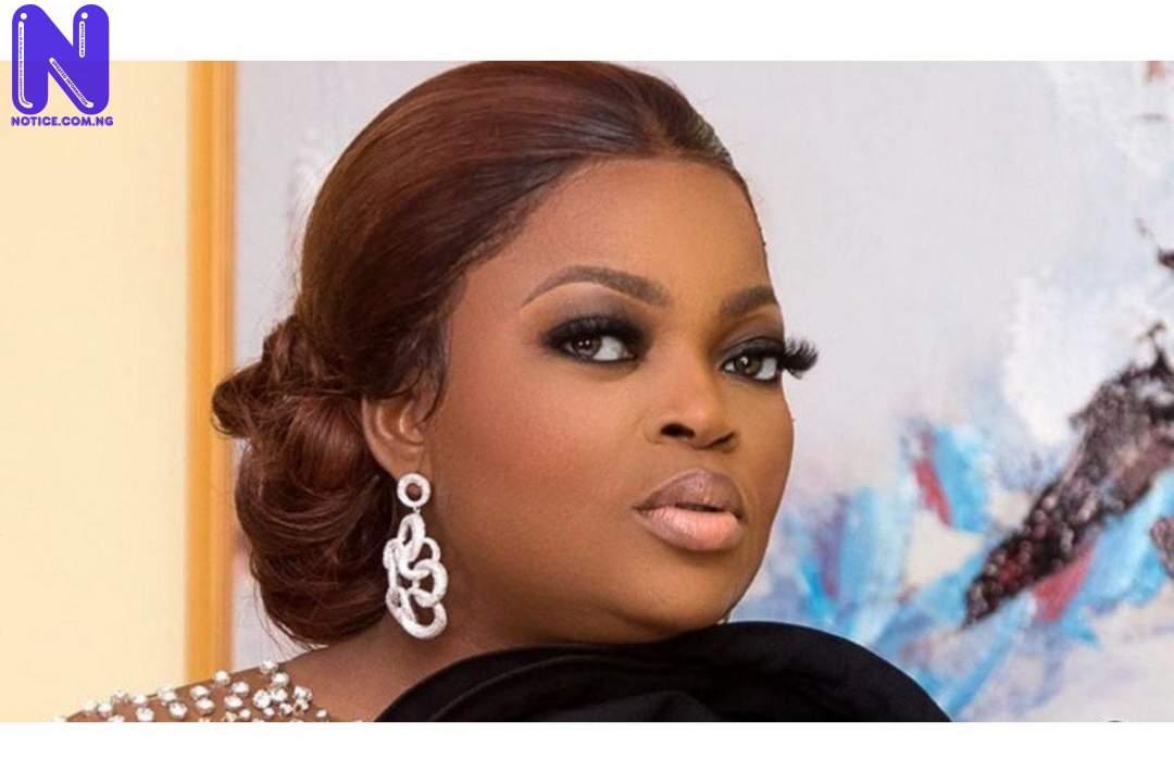 Funke Akindele reacts to Rachael Oniga's death FUNKE-AKINDELE-196704