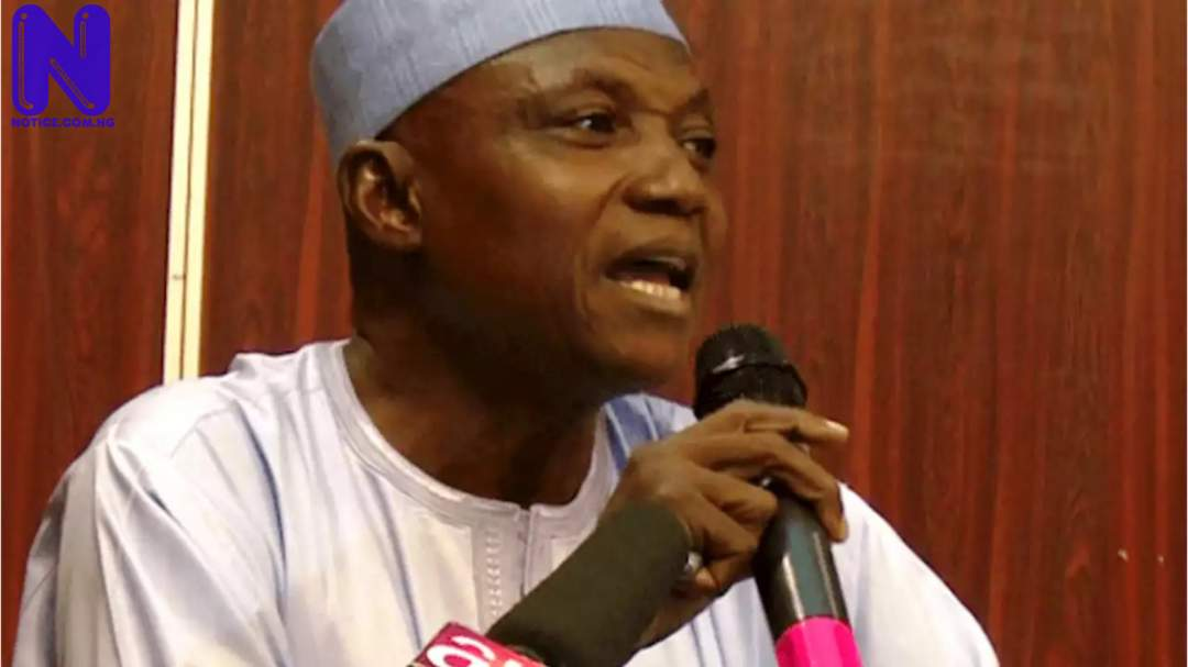 Stop destroying Nigeria's image overseas, you gain nothing – Presidency warns GARBA-SHEHU114078