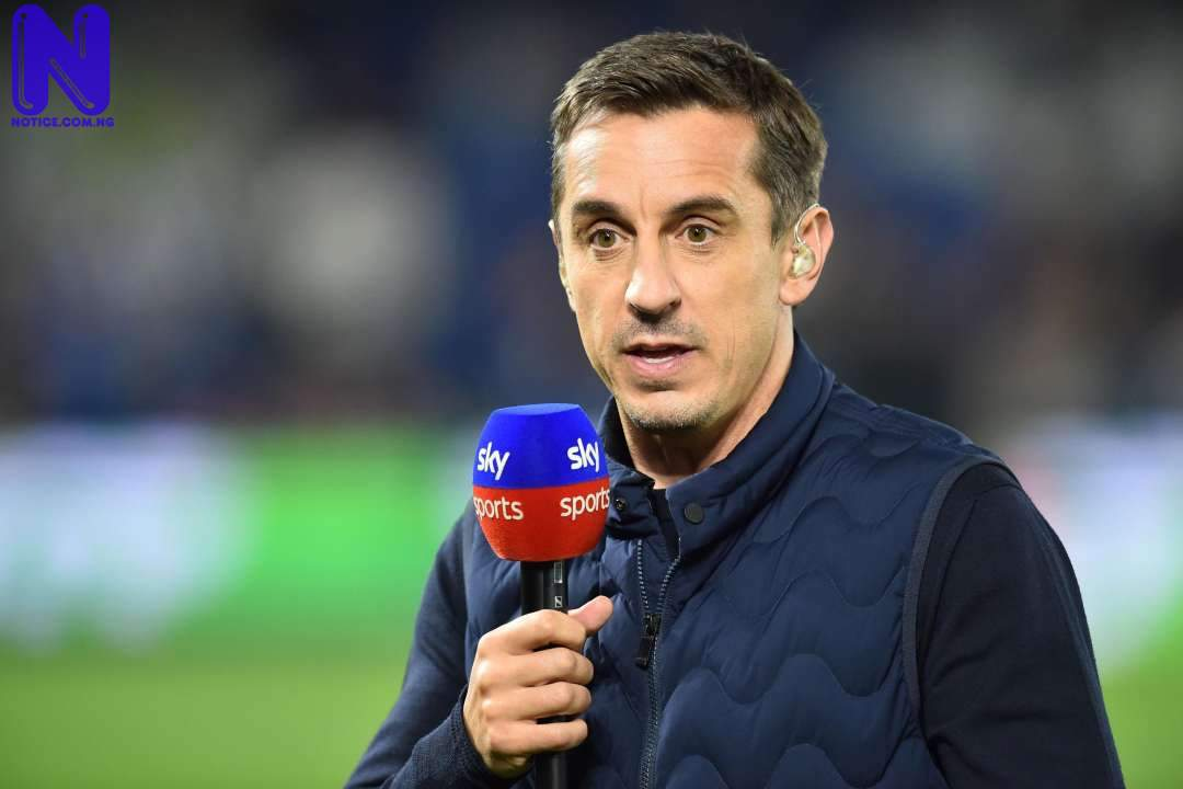 Gary Neville reveals who to blame for fans' protest as Man Utd face points deduction GARY-NEVILLE