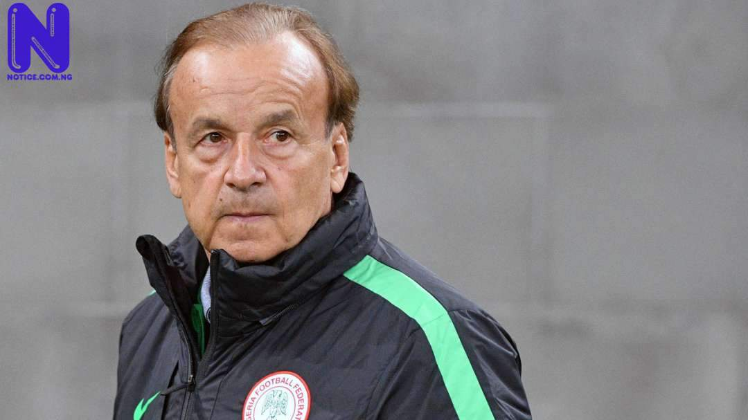 Rohr confirms players that will start Tuesday's friendly - Cameroon versus Nigeria GERNOT-ROHR