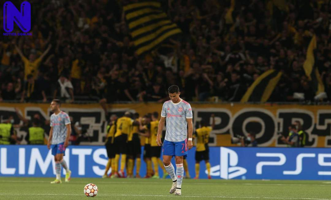 Man Utd suffer shock defeat to Young Boys - Champions League GETTYIMAGES-134030397679026
