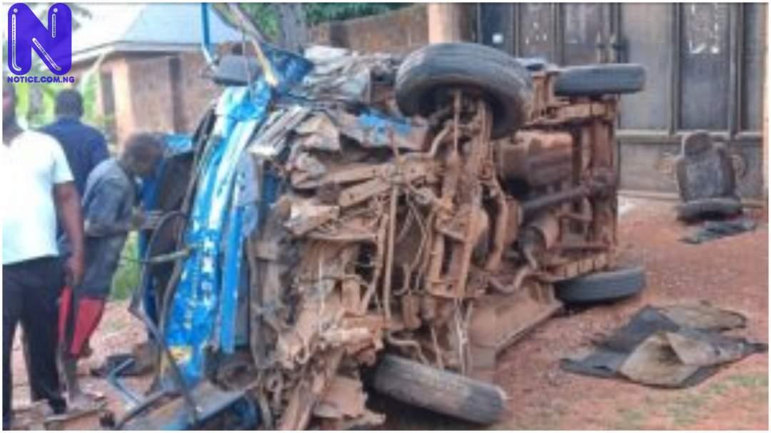 Suspected drunk driver kills one in Anambra GH5SXJHX