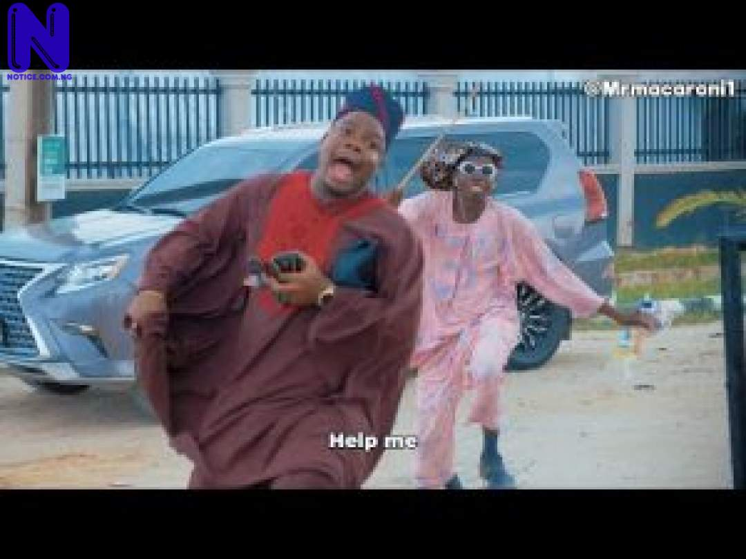 Download Comedy Video: Mr Macaroni - Golden Chance GOLDEN-CHANCE-300X22515850