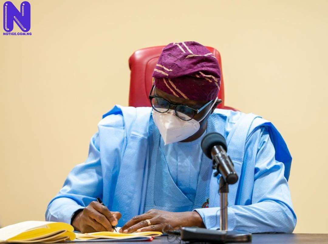 Sanwo-Olu appoints Bolaji Oreagba as LASTMA General Manager GOV-SANWO-OLU75308