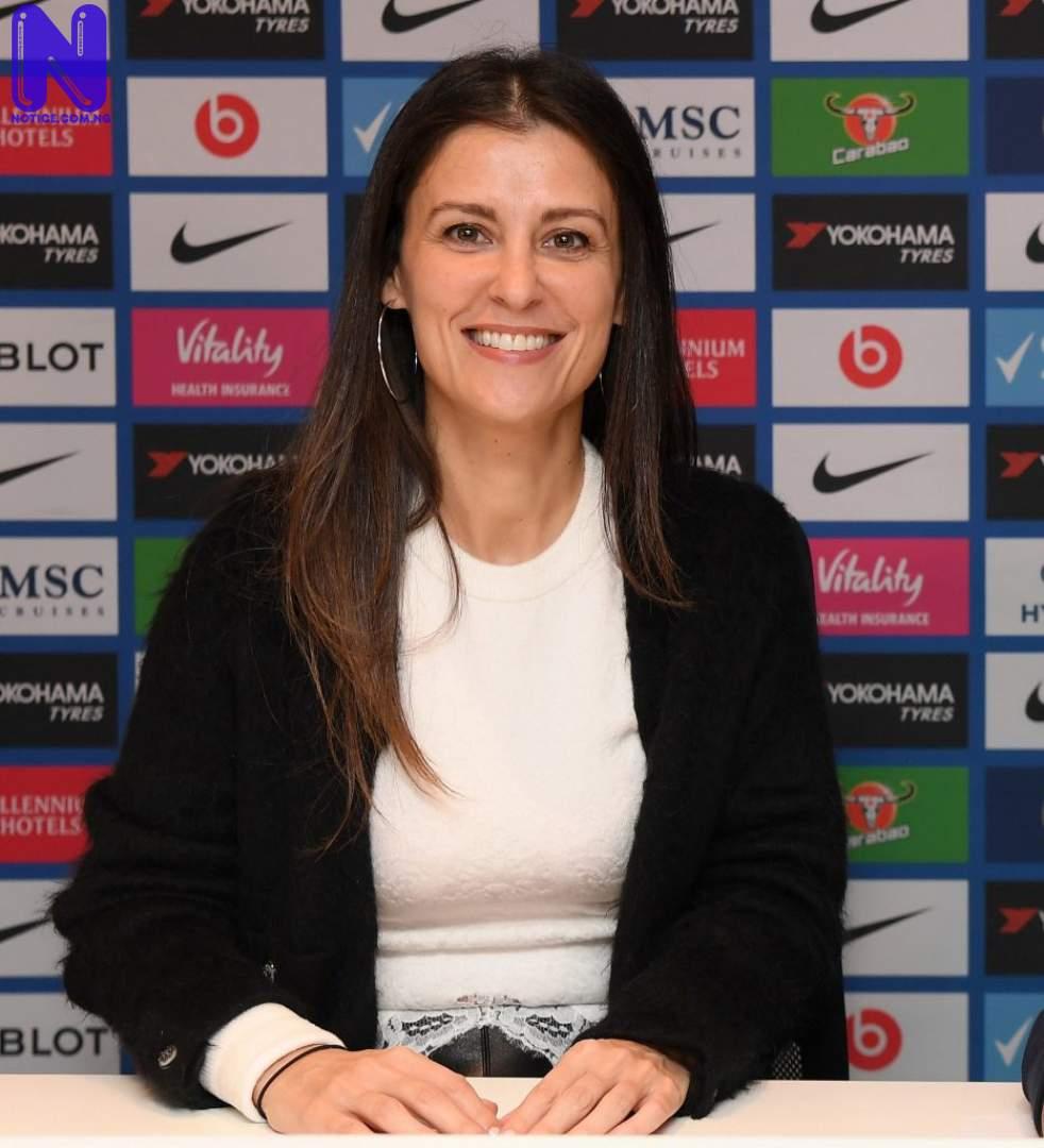 Marina Granovskaia makes first move to secure key summer signing for Chelsea - Transfer GRANOVSKAIA-932X1024