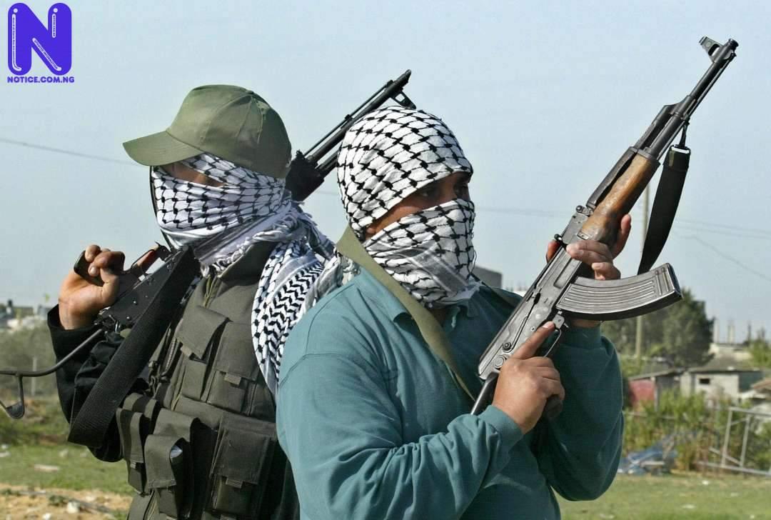 Gunmen hijack 18-seater bus, abduct all passengers GUNMEN-E1424907990566-1