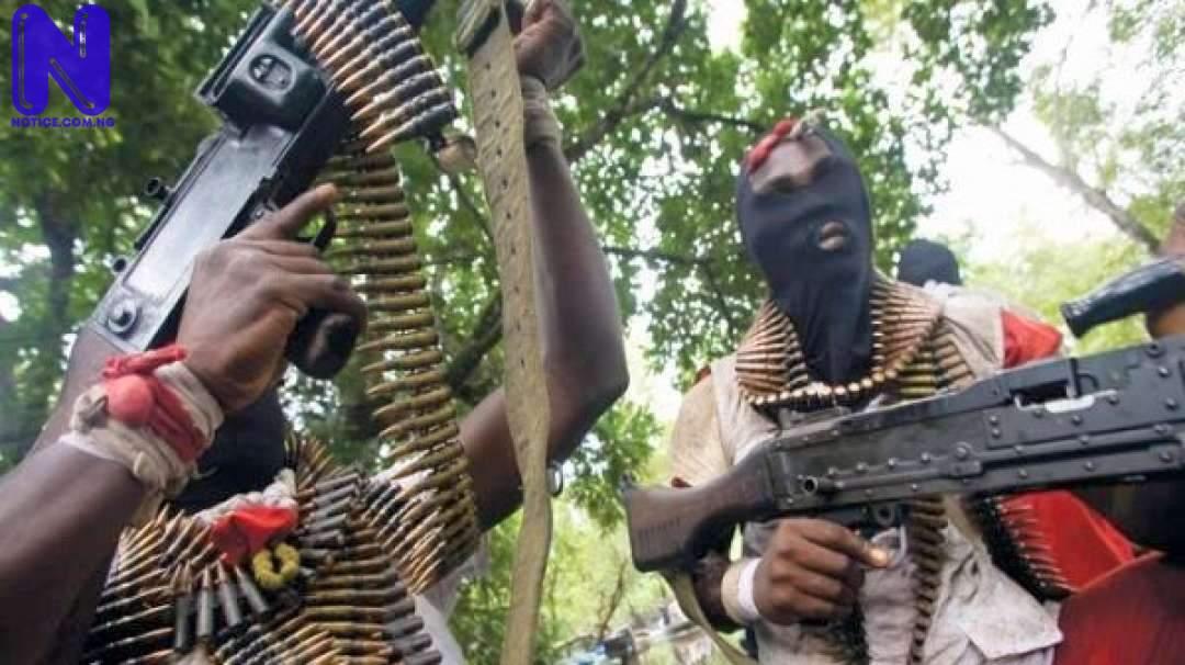 Gunmen attack police checkpoint, kill two officers, cart away rifles - Akwa Ibom GUNMEN1