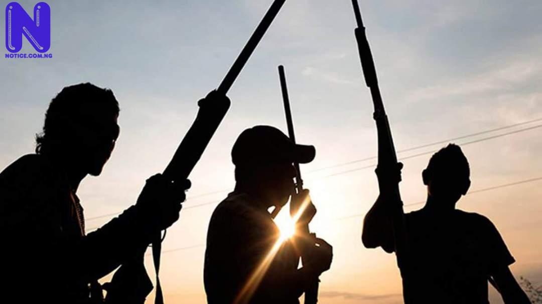 Gunmen reportedly kidnap Catholic priest in Abia GUNMEN129637