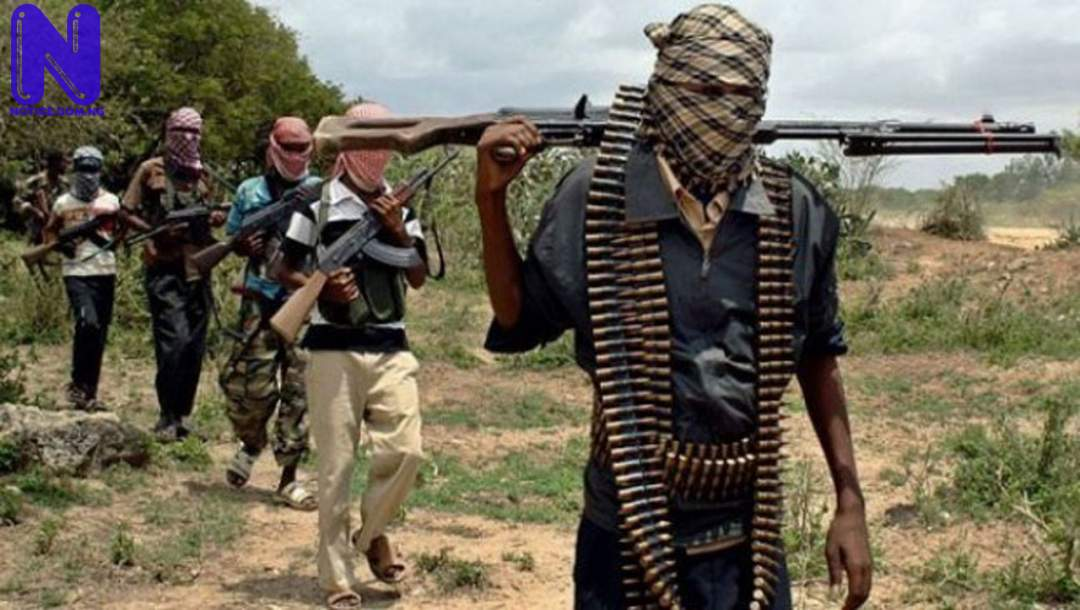 Over 50 gunmen invade Government offices in Nasarawa, cart away weapon, other valuables GUNMEN163916