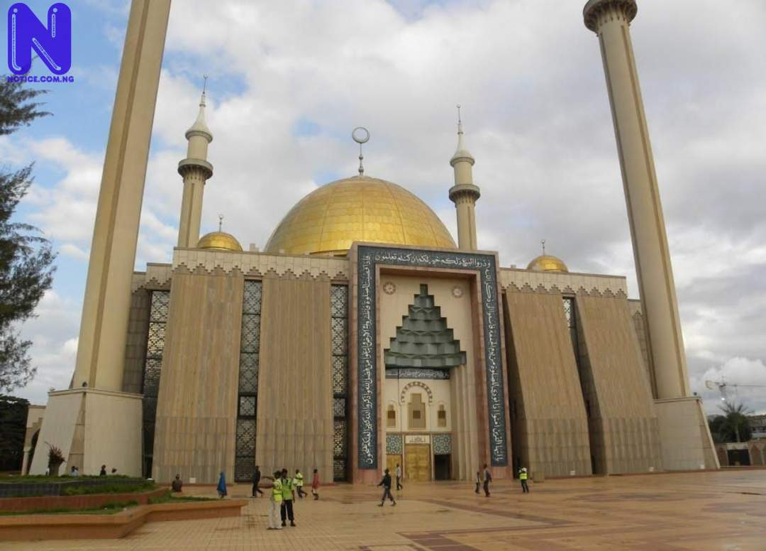 Eid-el-Fitr prayer to hold at National Mosque in Abuja says Management GXXOS6EN