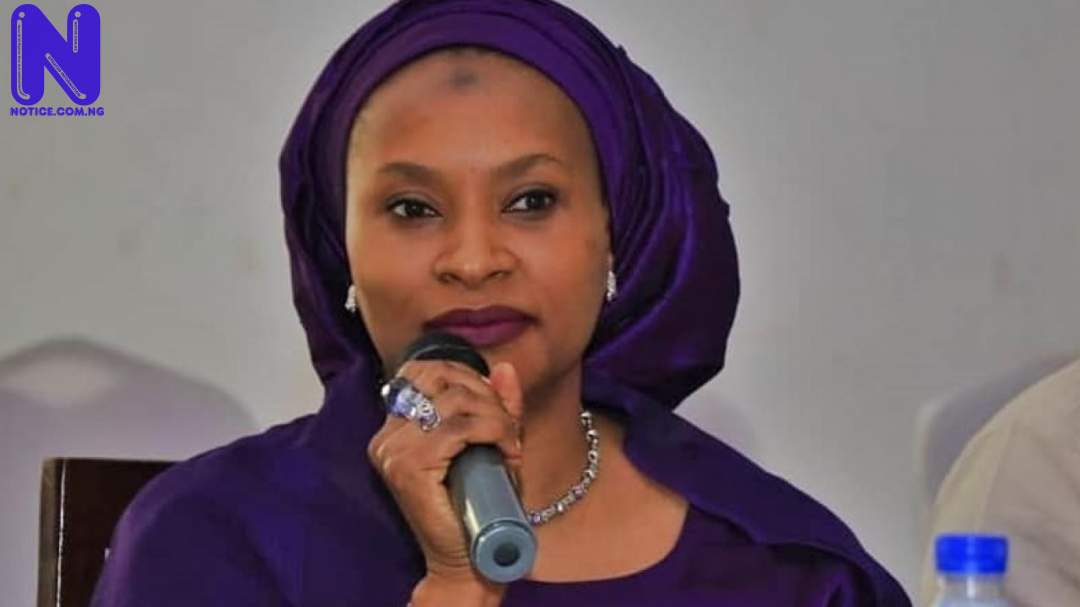 I am ready to die in hands of kidnappers – El-Rufai's wife, Asia HAJIA-ASIA