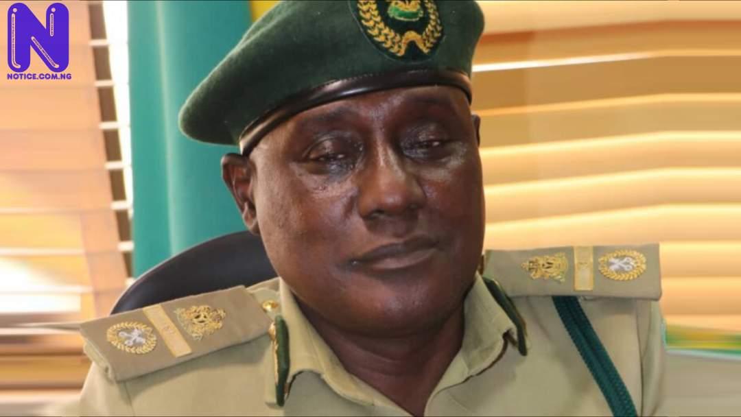 NCoS CG Nababa redeploys 7 Prison DCGs HALIRU-NABABA