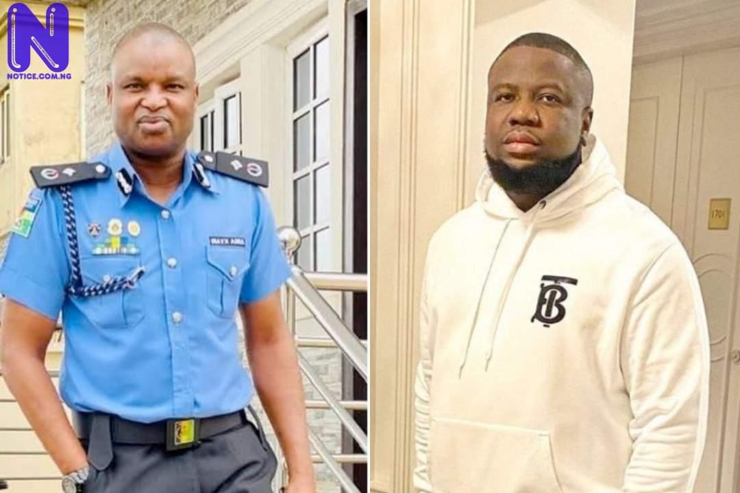 Buhari'll take final decision on Abba Kyari – Police minister - FBI versus Hushpuppi HUSHPUPPI-AND-ABBA-KYARI-1108452