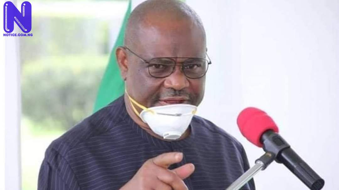 BREAKING Governor Nyesom Wike imposes curfew across Rivers State HWN6TNWI