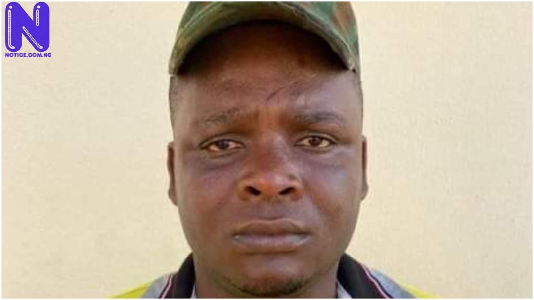 Nigerian forces arrest ex-soldier for training 2,000 IPOB ESN fighters - Biafra I6ZTJRWH