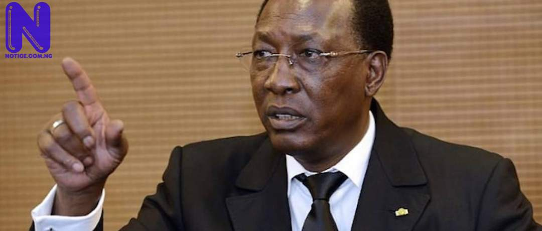 Son of Chad President, General Kaka named interim Head of State IDRISS-DEBY
