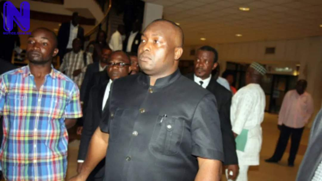 Nigerian People in a state of panic – Ifeanyi Ubah IFEANYI-UBAH- 5