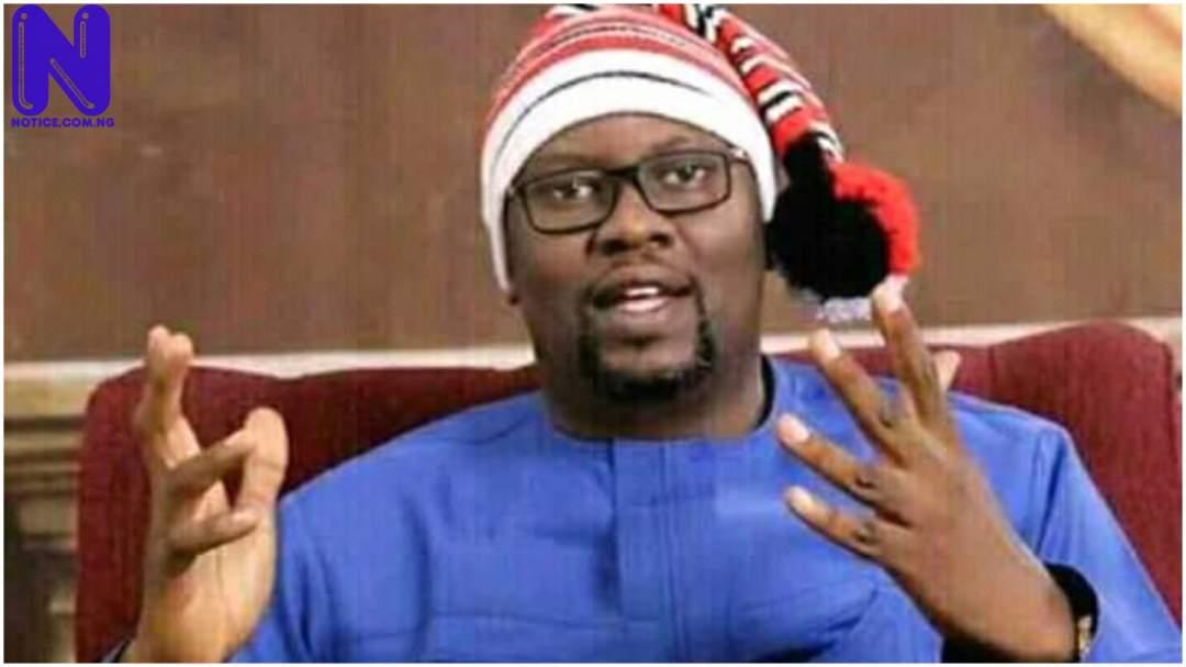 Abia Deputy Speaker blows hot, dismisses 2023 governorship ambition IFEANYI-UCHENDU