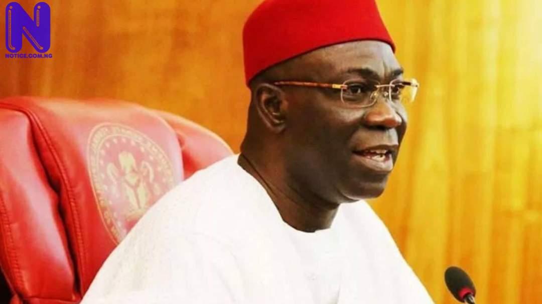 Igbo NASS caucus 'quietly working to release Nnamdi Kanu' – Ekweremadu - Biafra IKE-EKWEREMADU-138949