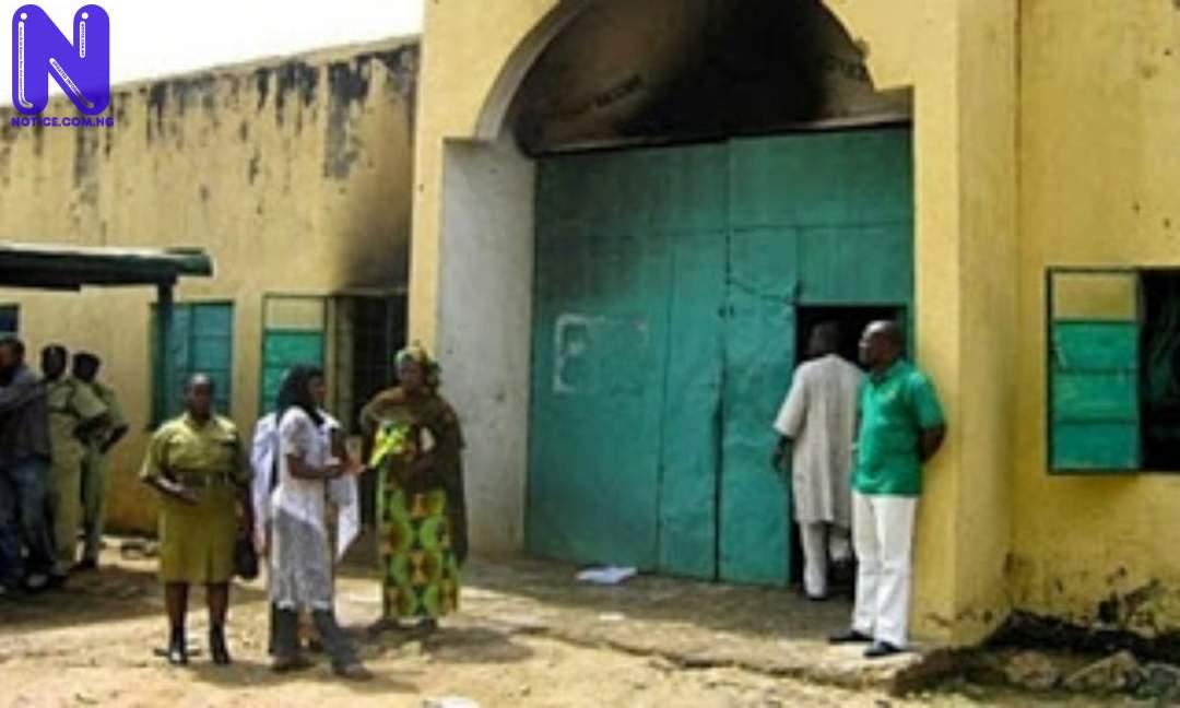Buhari urged to sack Comptroller Prisons immediately - Kogi jailbreak IKOYI-PRISON91865