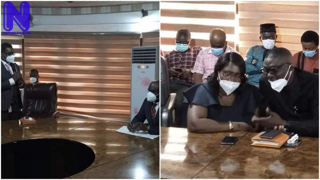 Ikpeazu lauds resident doctors for controlling spread of COVID-19 IKPEAZU-1190446