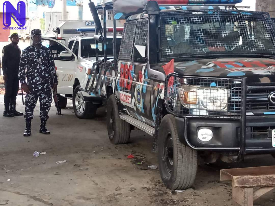 Police to arrest community leaders as Alhaji's 'blasphemy' sparks violence - Lagos IMG-20210502-WA0095