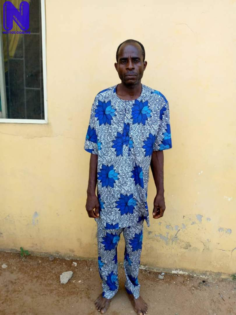 Man defiles his three teenage daughters, another 10-year-old girl - Ogun IMG-20210504-WA0020