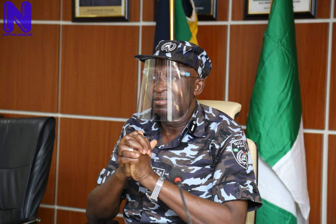 Police assure Lagos residents of safety, warn troublemakers - June 12 IMG-20210605-WA0095