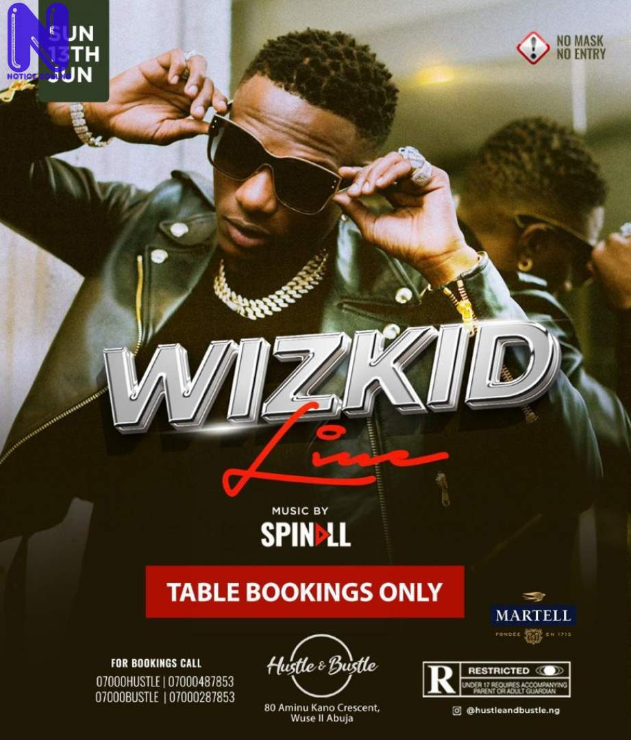 Wizkid, Spinall, others storm Abuja Hustle & Bustle Nightclub IMG-20210609-WA0003