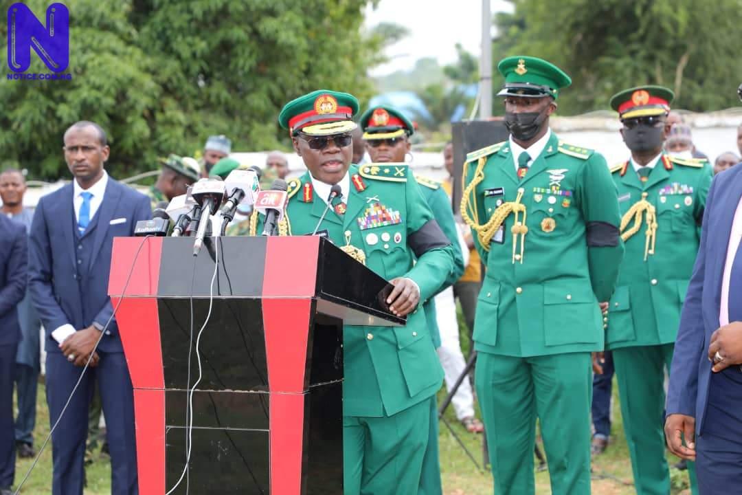 General Hassan Ahmed's burial in Abuja - Photonews IMG-20210716-WA0158