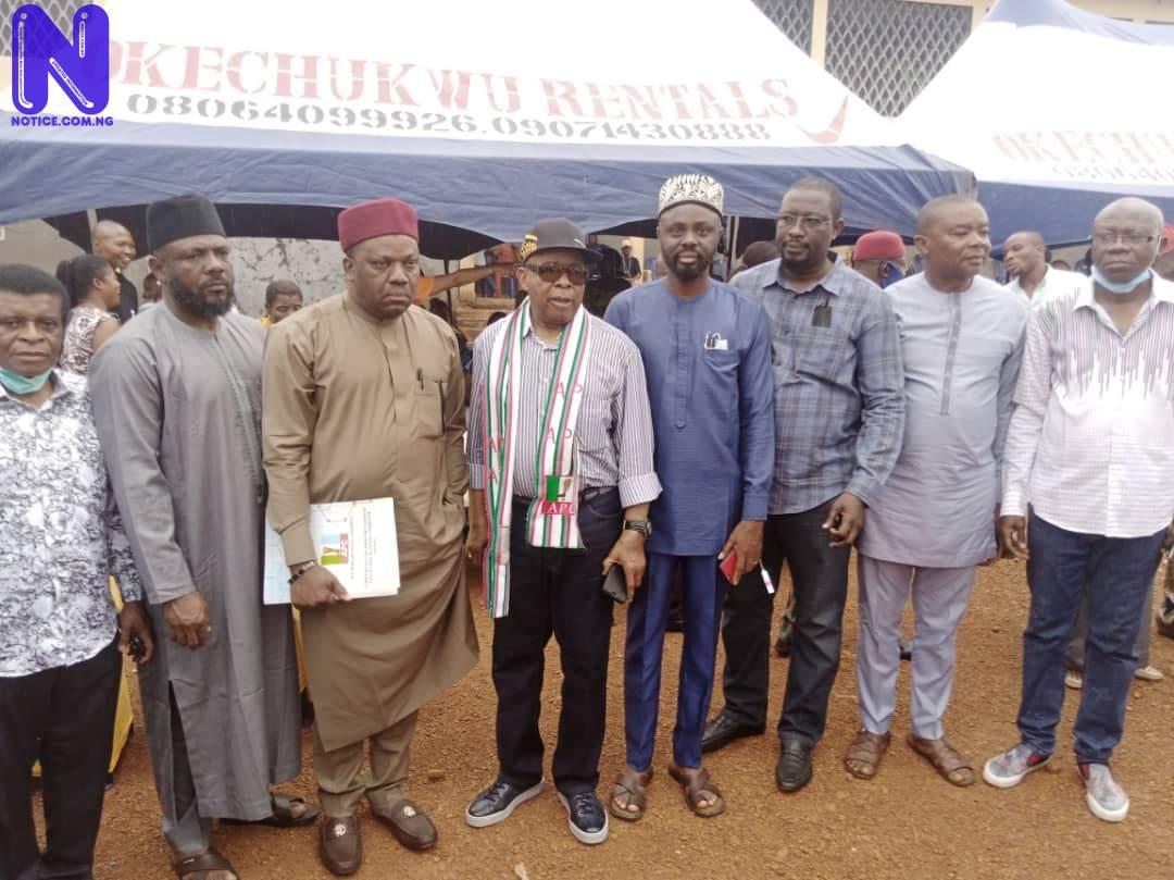 Enugu result sheets intact – Election Committee chair, Arodiogbu - APC Congress IMG-20210731-WA009595132