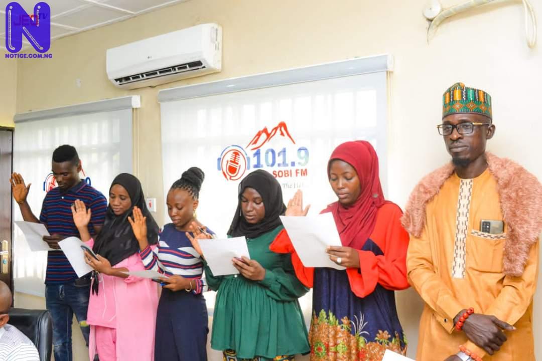 Kwara NUJ inaugurates Sobi FM chapel new executives IMG-20210913-WA002084881