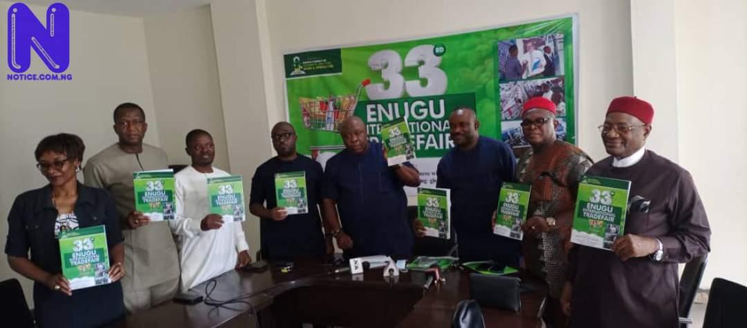 Enugu announces 33rd International Trade Fair, to insure exhibitors, wares IMG-20210915-WA009641622