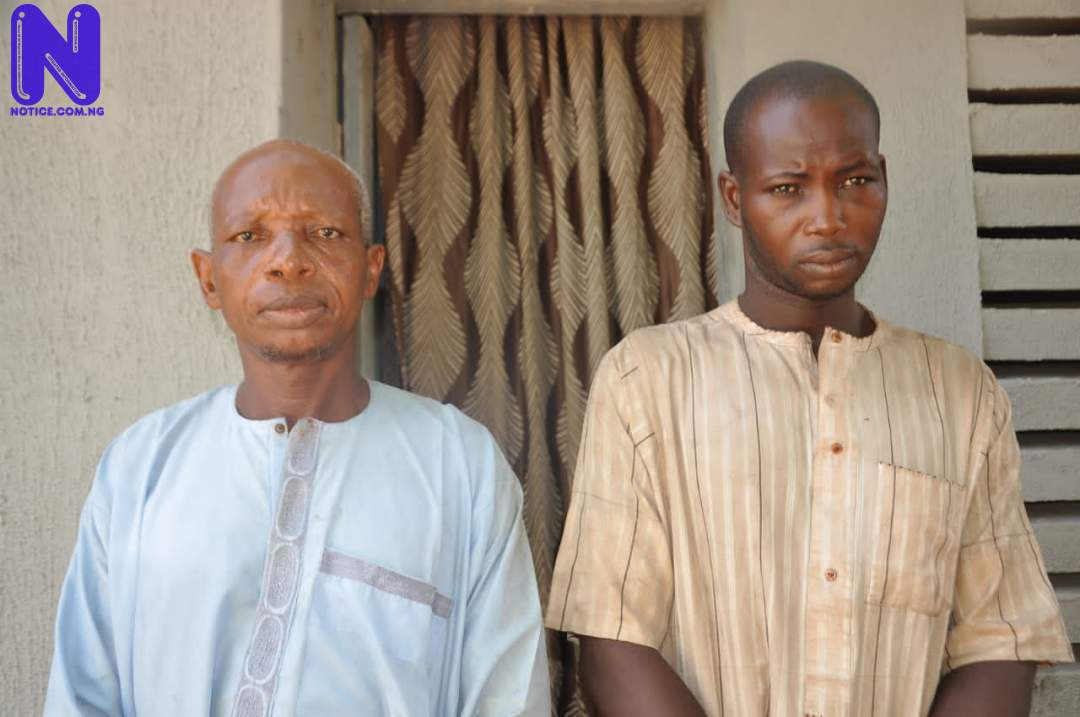 Police arrests kidnappers after demanding N5m to release abducted child IMG-20211011-WA001374381