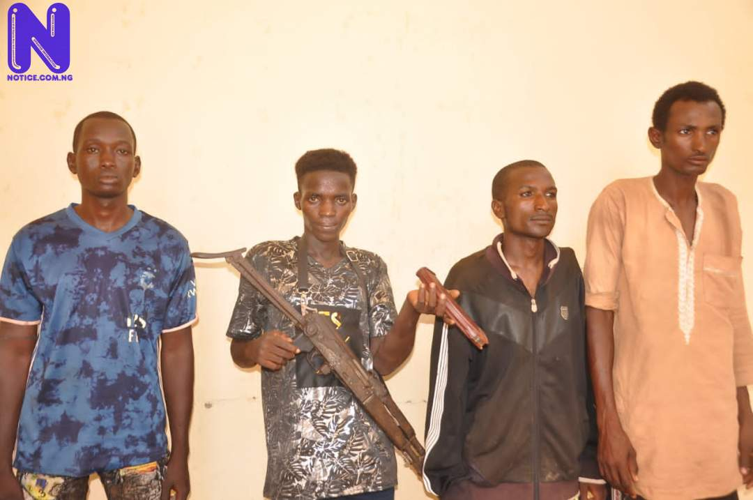 Suspected Kidnappers of Adamawa widow, attackers of police station nabbed IMG-20211014-WA002273938