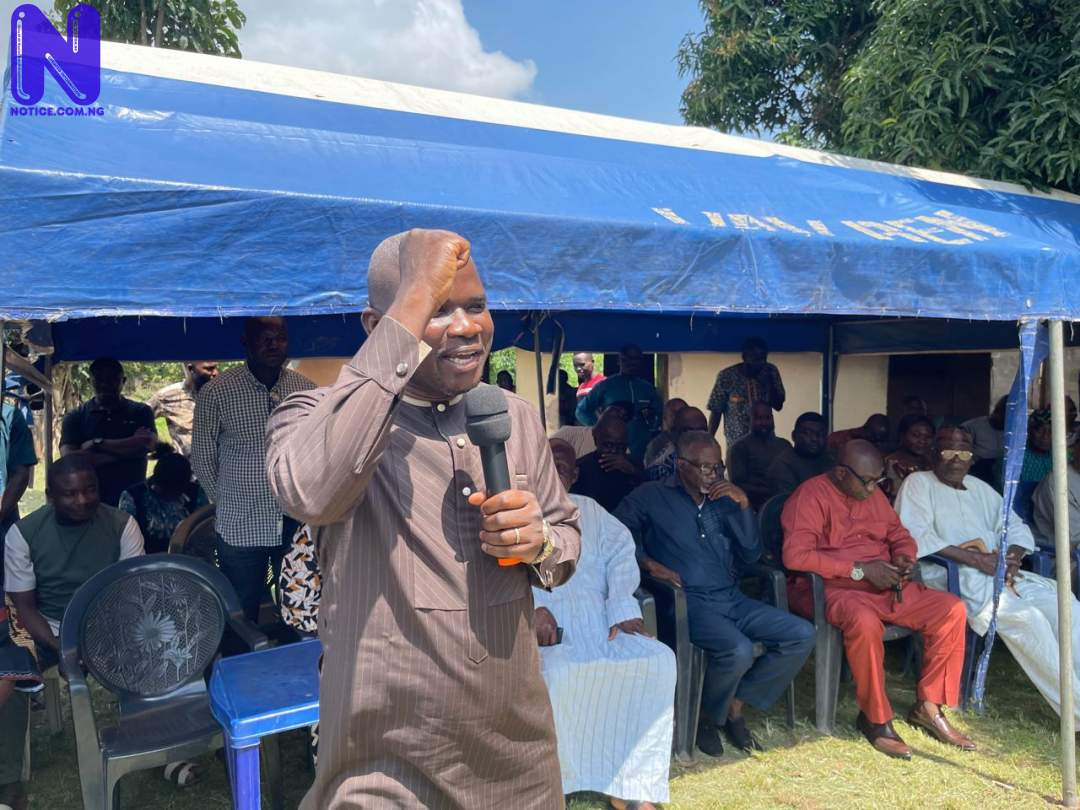 Ortom's ex-CPS, Akase receives blessings from elders, other stakeholders ahead of Guber - Benue 2023 IMG-20211014-WA0024-1222604