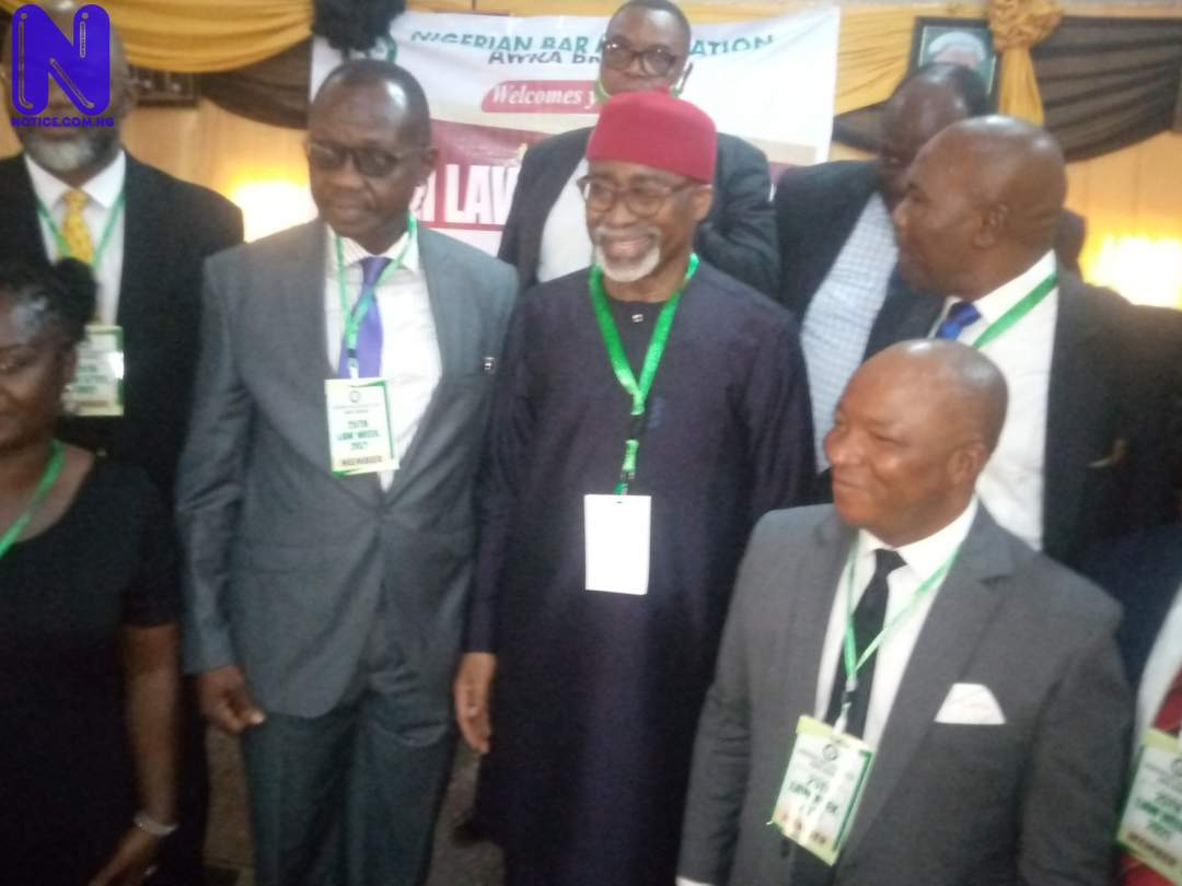Abaribe laments absence of justice, equity in Nigeria, says Buhari engaging in executive arbitrariness IMG 20210514 120458 514-SCALED