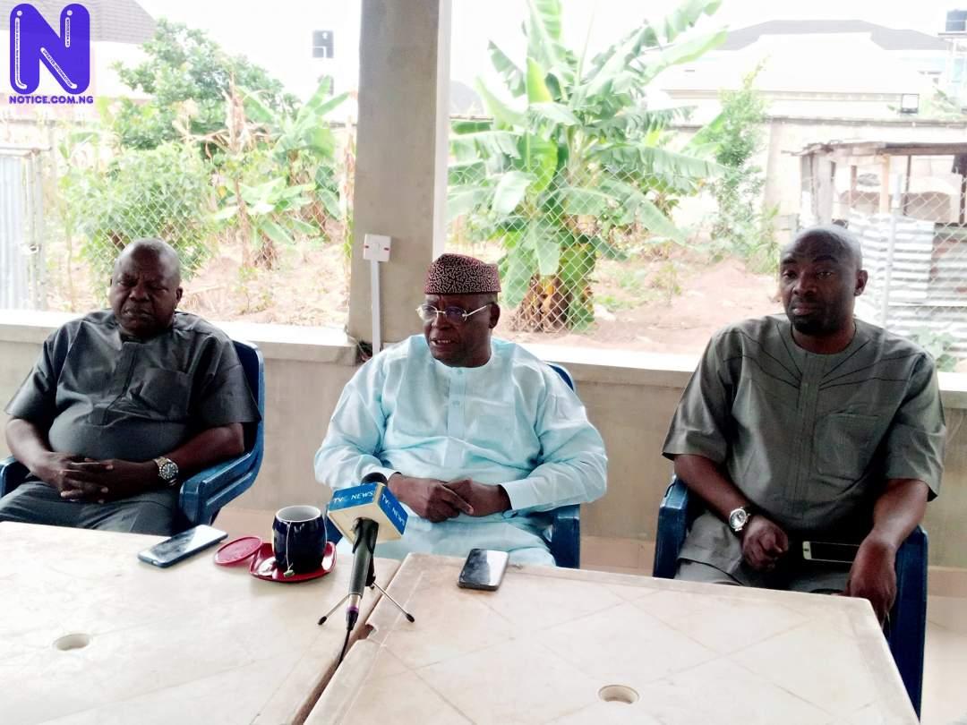 No APC ward congress was held in Ekiti – Party chieftain, Adeyeye IMG 20210801 132915 057-SCALED636629