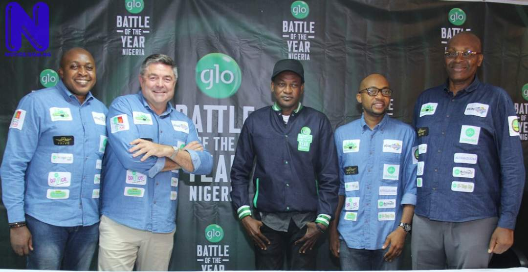 Glo throws weight behind Battle of the Year, dance competition IMG 3209155825