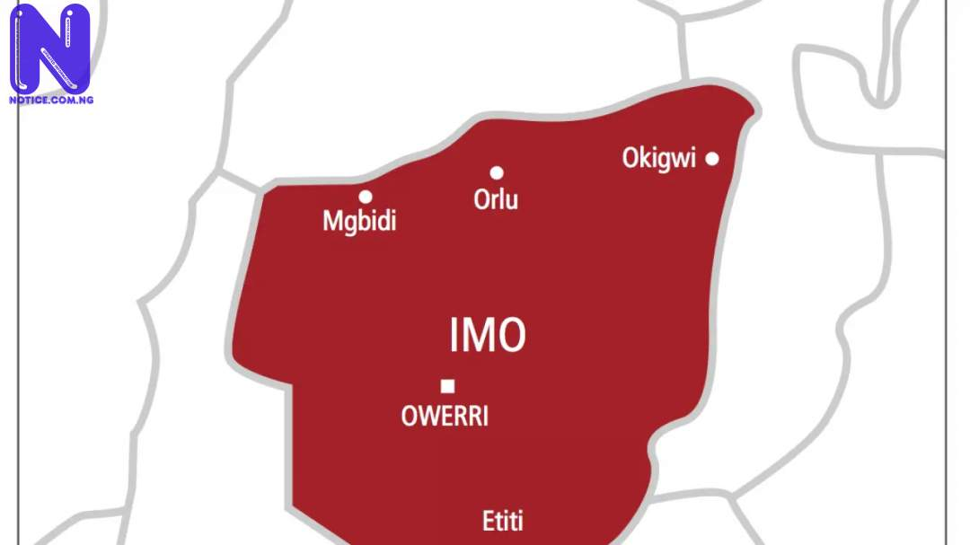 motorists groan over traffic gridlock in Owerri, call out state Government - Imo IMO-STATE-MAP-1280X720