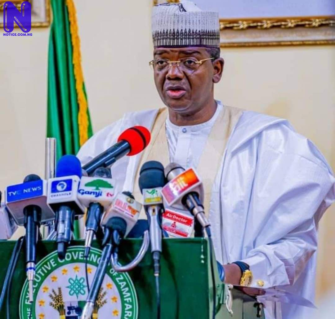 Matawalle orders closure of strategic markets in Zamfara - Banditry IOP8BYXD