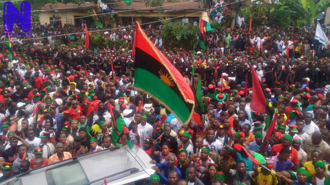 IPOB clears air on killing 128 security personnel in Imo IPOB-UMUCHUKW-UNIFIED-1