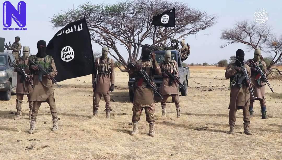 Boko Haram burn houses in Konduga, kill residents ISWAP-BOKO-HARAM