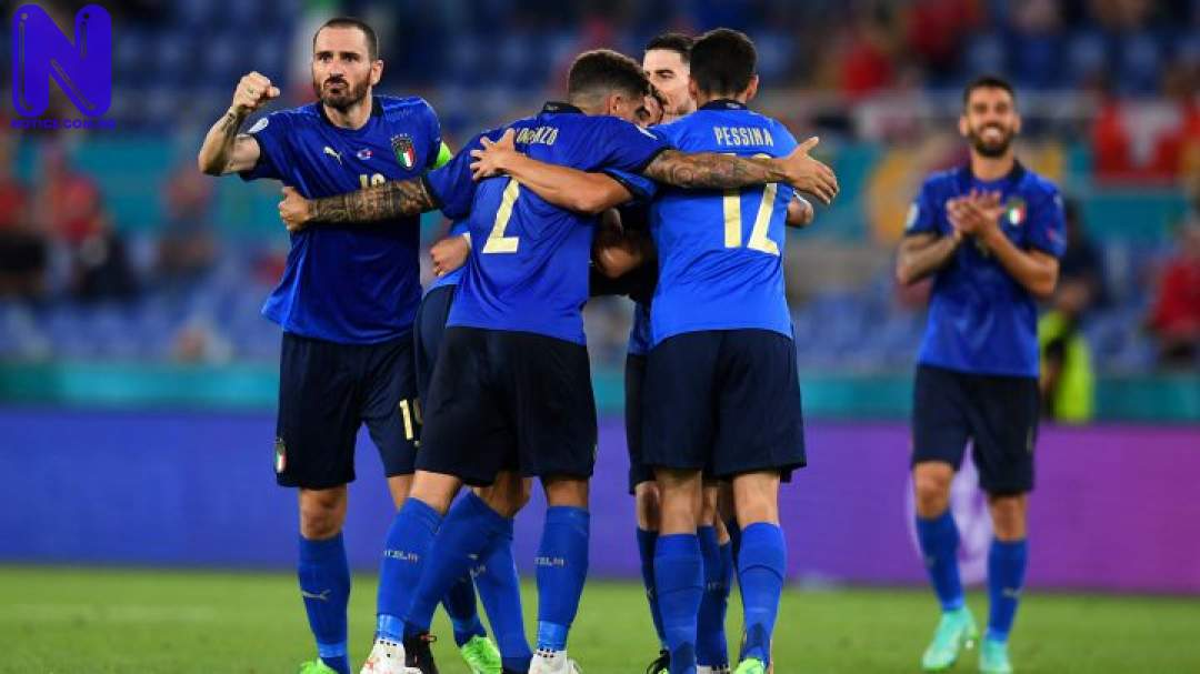 Italy becomes first country to qualify for knockout stage - Euro 2020 ITALY