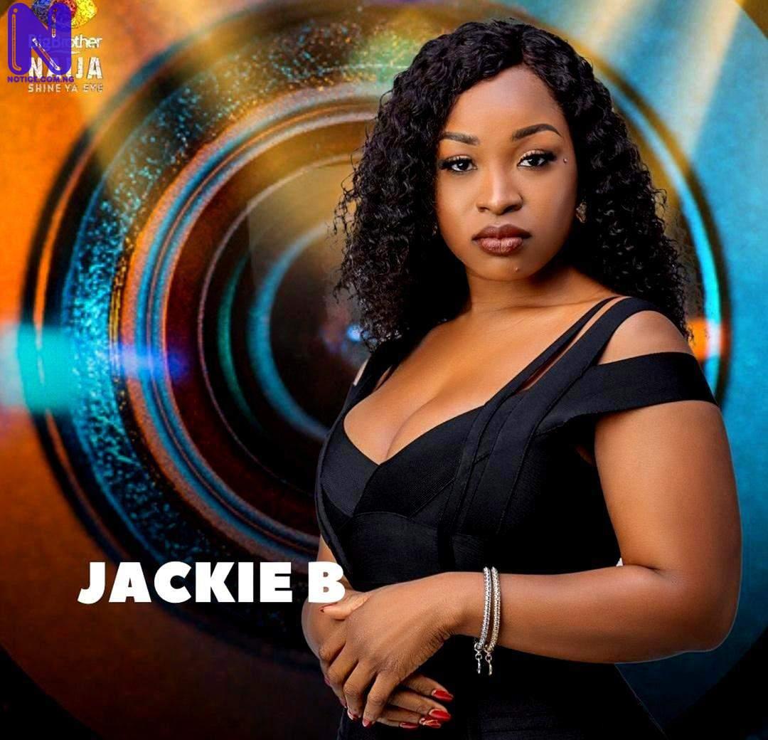 Jackie B speaks on relationship with Boma - BBNaija JACKIE-B127030