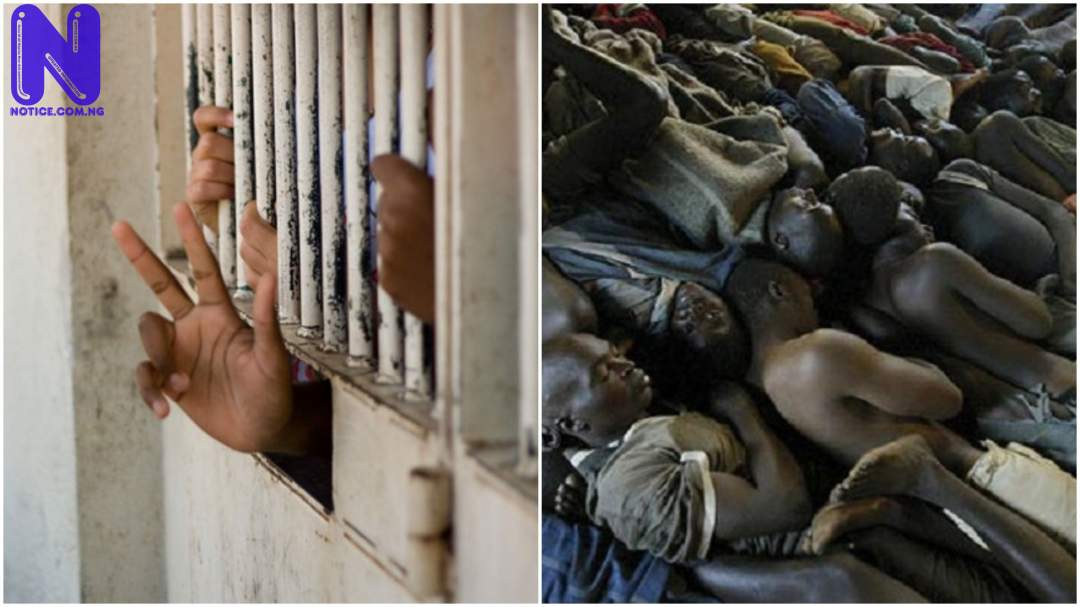 Police cells congested, lawyers lament as JUSUN strike lingers in Ogun JAIL1181636
