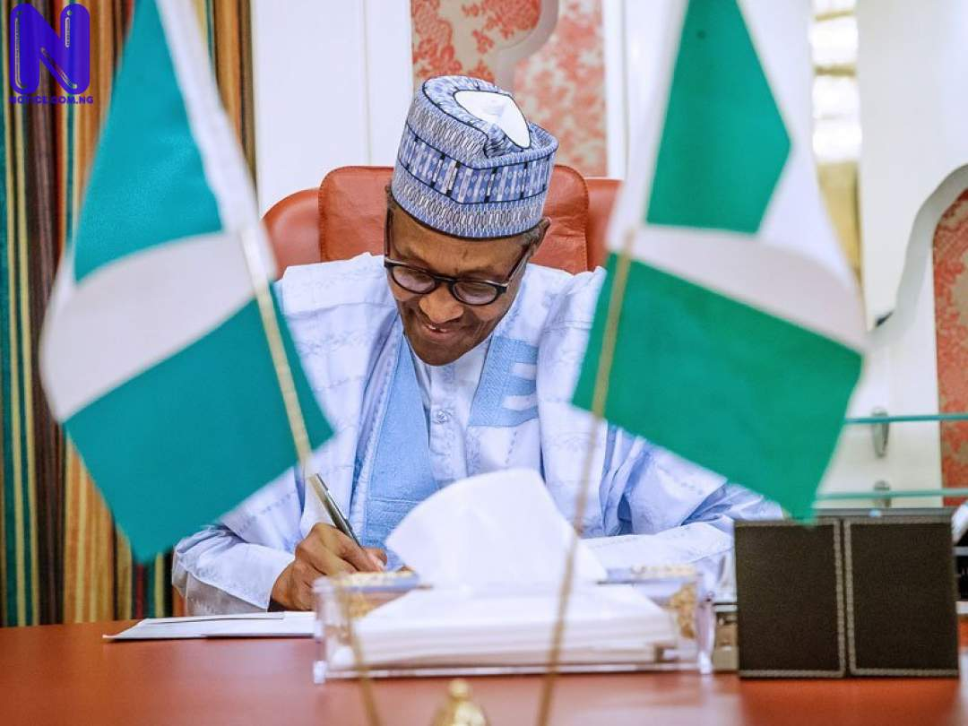 Buhari appoints new CEO for NEPC JEGA-UDOMA-183554